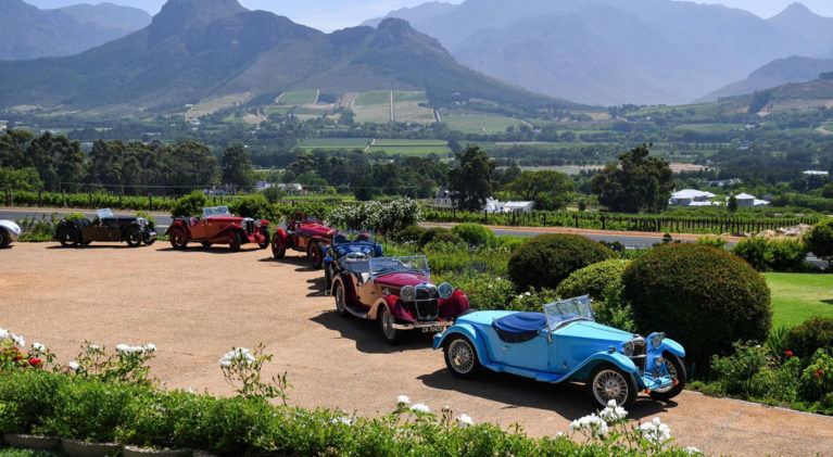 South Africa Historic Grand Prix