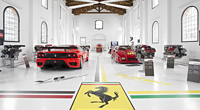 """""""Timeless Masterpieces"""" in Modena"""