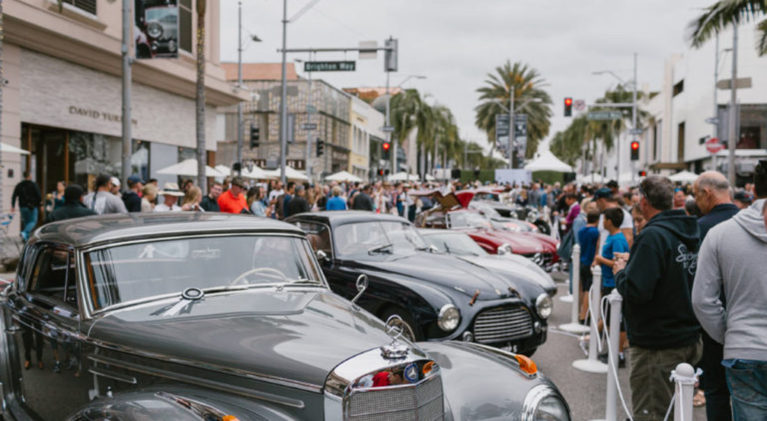 Rodeo Drive Concours