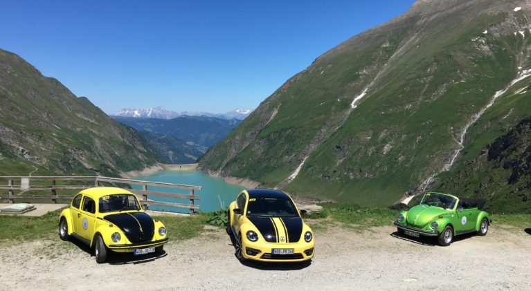 Edelweiss Classic: Oldtimer und Chartity